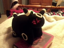 Umbreon Pillow Pet by delanygingerprice1