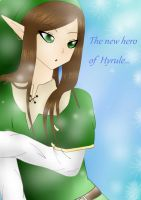 The new hero of Hyrule by xxNisTheCookiexx
