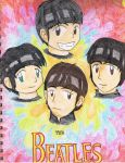 Meet the Beatles by chaixing
