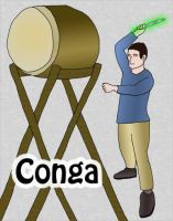 Conga by neromike