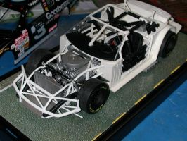 GM Goodwrench Oreo - Roll Cage by ScottsModels