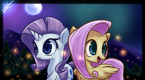 Request Run 3 - Firefly Night by Mister-Markers