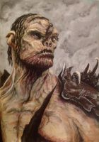 Bolg, son of Azog by Marin1233
