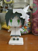 Ulquiorra Papercraft by Shinigamichick39