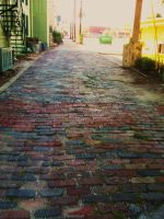 follow the red brick road by hallel