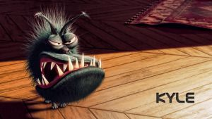 Kyle (Despicable Me) by madecho