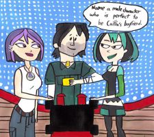 6teen and TDI in Family Feud by DJgames
