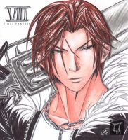 Squall Lionheart by Naeles