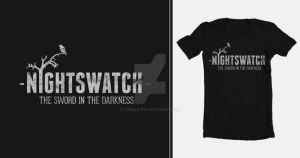 Nightswatch GOT by Zonsa