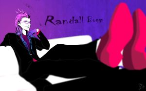 Randall Boggs by duckea
