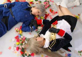 Like Lovers -APH W Prussia- by satomisato