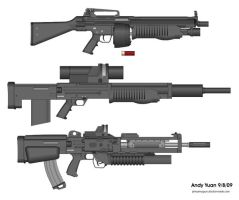 Rifles from Pimp My Gun by c-force