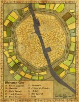 Shinaran City by Sapiento