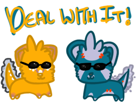 deal with it by bubbIies