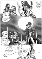 Bloodborne- Final Moment p2 by ARSONicARTZ