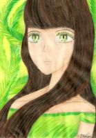 She Has Got The Greenest Eyes by Gwendolyn12