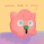 Wanna hear a song? by eeveeeh