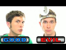 GOOD or EVIL Tobuscus by shit1200
