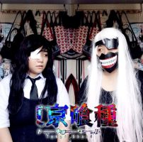 Genderbend Tokyo Ghoul by project-zero5