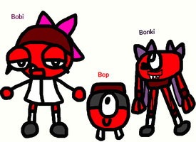Mixels - The Bobbers -NEW TRIBE- by worldofcaitlyn
