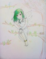 Forest Fairy by J10-E-2