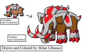 Fakemon: War Elephants remake by Brian12