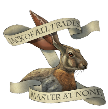 Jack Of All Trades by The-Hare