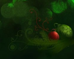 Christmas wallpaper by geory