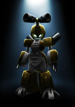 Metabee by DrkCirius