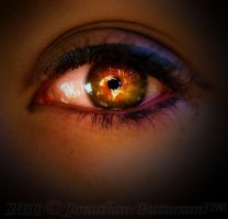 Ambers Eye Outdoor by The-Twitchblade