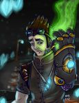 Torchlight-The Fearful Alchemist by mosobot64