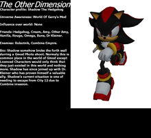 The Other Dimension Profile: Shadow by Glaber