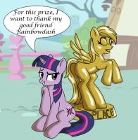 becoming a prize prt 3 by Vytz