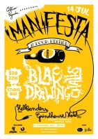 Black Drawing Chalks Poster by sturdy