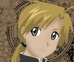 Al  Elric FMA by Ela-Towerxz