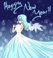 New year by Rinkelle