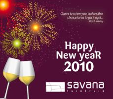 Savana New Year Blast by kn33cow