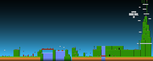Super Mario 2 Dual by charlesdyer