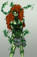 ivy vines...colour by MoBabar