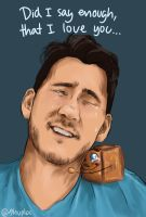 Markiplier 8M Subs by Shuploc