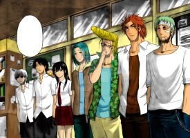 Beelzebub: Los 6 rebeldes... +1 by KageShadow10