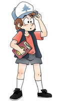 Dipper Pines by pocket-arsenal