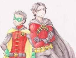dcu - back to back by captainbloodcorsair