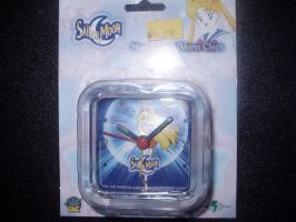Sailor Moon Alarm Clock Feat. Venus by KittyChanBB