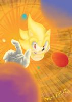 Paques Super Sonic! by KingDavid-dO
