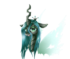 Chrysalis: Queen of the Changelings by dreampaw