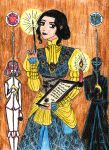 Dragon  Age  Inquisition - The best advisor by Tarotmaster