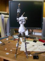Doll test build v2 structure by JNorad