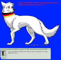 Q 20: how old are u? are u a dog? by ask-okami-2p-prussia