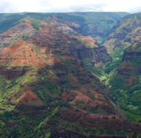 Waimea Canyon by MogieG123